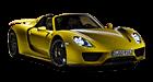 Porsche 918 car list.