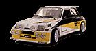 Renault 5 car list.