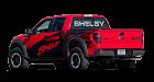 Shelby Raptor car list.