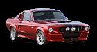 Shelby Recreations car list.