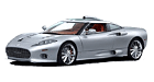 Spyker C8 car list.