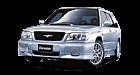 Subaru Forester car list.