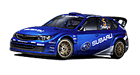 Subaru Rally car list.
