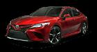 Toyota Camry car list.