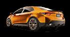 Toyota Corolla car list.