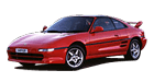 Toyota MR2 car list.