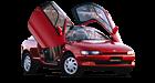 Toyota Sera car list.