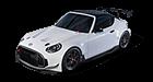 Toyota S-FR car list.