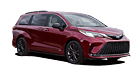 Toyota Sienna car list.