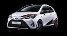 Toyota Yaris car list.