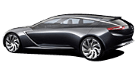 Vauxhall Concepts car list.