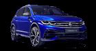 Volkswagen Tiguan car list.