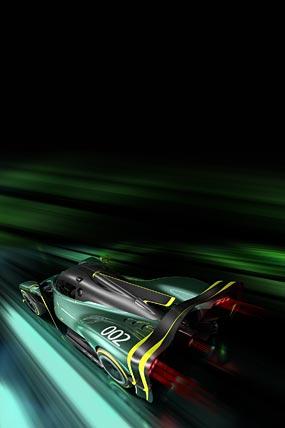 2022 Aston Martin Valkyrie AMR Pro phone wallpaper thumbnail.