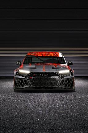2021 Audi RS3 LMS phone wallpaper thumbnail.