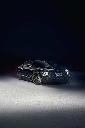 2020 Bentley Continental GT 'Pikes Peak' phone wallpaper thumbnail.