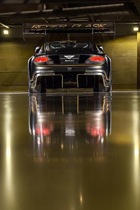 2021 Bentley Continental GT3 Pikes Peak phone wallpaper thumbnail.
