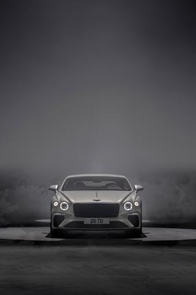 2022 Bentley Continental GT Speed phone wallpaper thumbnail.