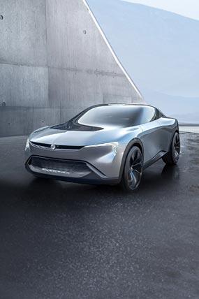 2020 Buick Electra Concept phone wallpaper thumbnail.