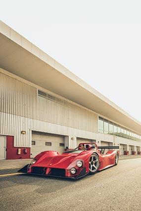 1993 Ferrari 333 SP phone wallpaper thumbnail.