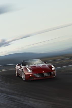 2016 Ferrari California T HS phone wallpaper thumbnail.