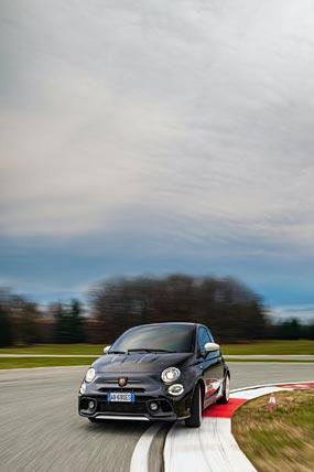 2021 Fiat Abarth 695 Esseesse phone wallpaper thumbnail.
