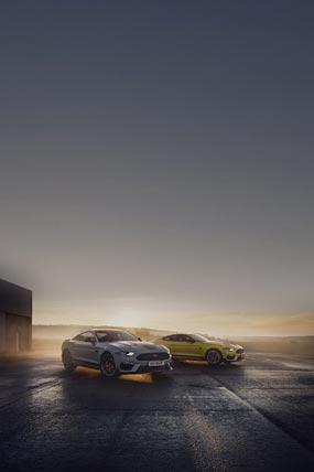 2021 Ford Mustang Mach 1 phone wallpaper thumbnail.
