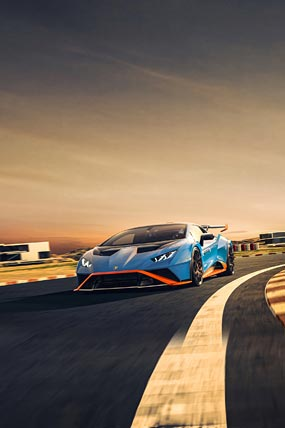 2021 Lamborghini Huracan STO wallpaper thumbnail.
