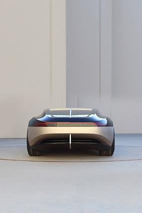 2021 Lincoln Anniversary Concept phone wallpaper thumbnail.