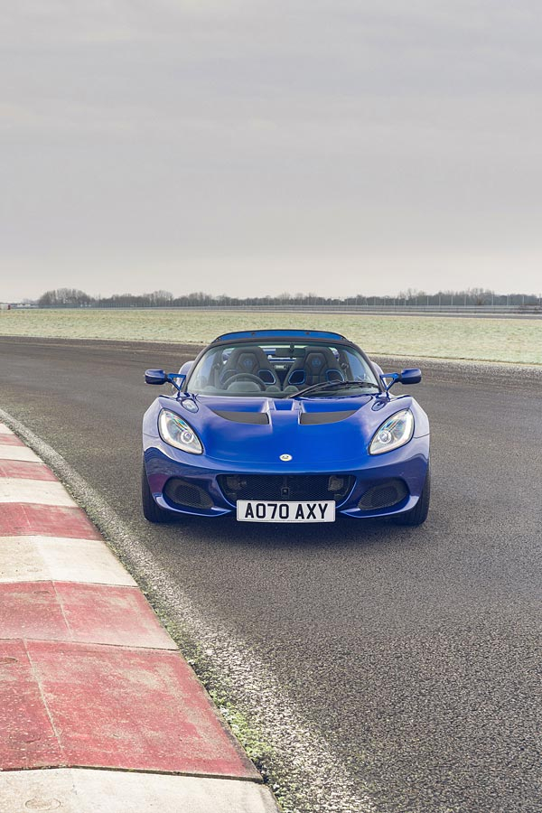 2021 Lotus Elise Sport 240 Final Edition phone wallpaper thumbnail.