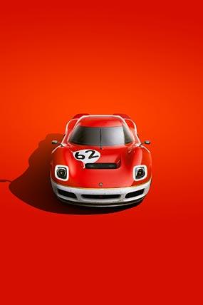 2022 Lotus Type 62-2 by Radford phone wallpaper thumbnail.