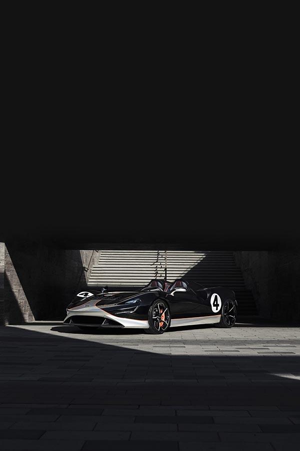 2021 McLaren Elva by MSO phone wallpaper thumbnail.