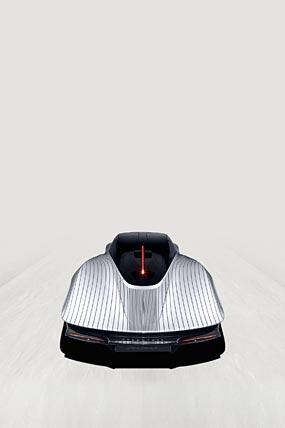 2021 McLaren Speedtail Albert by MSO phone wallpaper thumbnail.