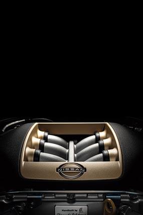 2022 Nissan GT-R T-Spec phone wallpaper thumbnail.