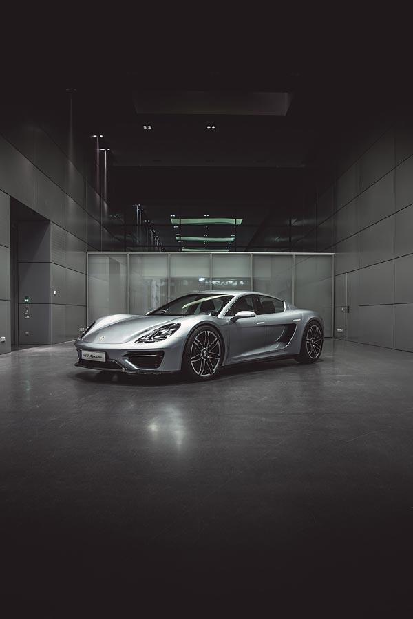 2016 Porsche 960 Vision Turismo Concept phone wallpaper thumbnail.