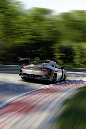 2022 Porsche 911 GT2 RS Clubsport 25 phone wallpaper thumbnail.