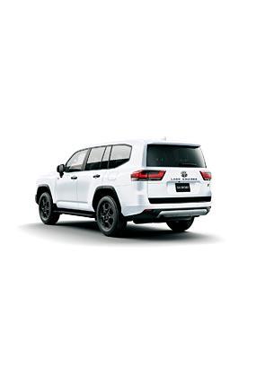 2022 Toyota Land Cruiser GR Sport phone wallpaper thumbnail.