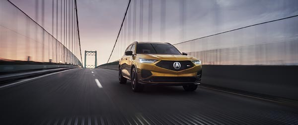2022 Acura MDX Type S wide wallpaper thumbnail.