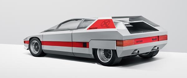 1976 Alfa Romeo 33 Navajo Concept wide wallpaper thumbnail.