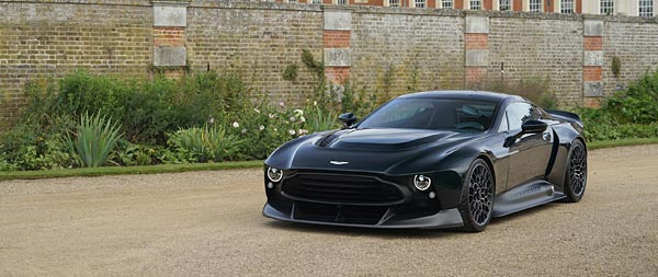 2020 Aston Martin Victor wide wallpaper thumbnail.