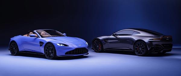 2021 Aston Martin Vantage Roadster wide wallpaper thumbnail.