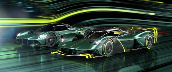 2022 Aston Martin Valkyrie AMR Pro wide wallpaper thumbnail.