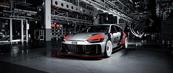 2020 Audi RS6 GTO Concept wide wallpaper thumbnail.
