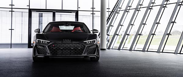2021 Audi R8 RWD Panther Edition wide wallpaper thumbnail.