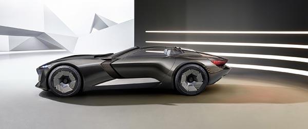 2021 Audi Skysphere Concept wide wallpaper thumbnail.