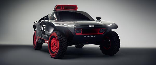 2022 Audi RS Q E-Tron wide wallpaper thumbnail.