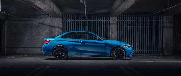 2020 BMW M2 CS wide wallpaper thumbnail.
