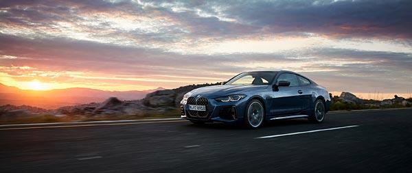 2021 BMW 4-Series wide wallpaper thumbnail.