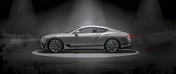 2022 Bentley Continental GT Speed wide wallpaper thumbnail.