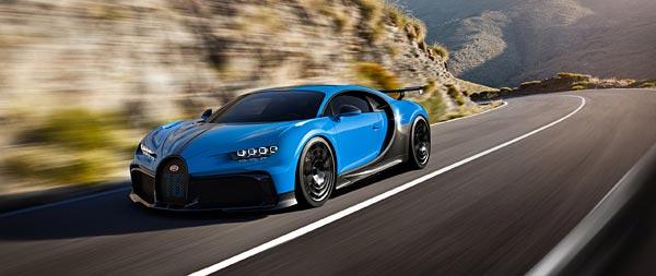 2021 Bugatti Chiron Pur Sport wide wallpaper thumbnail.
