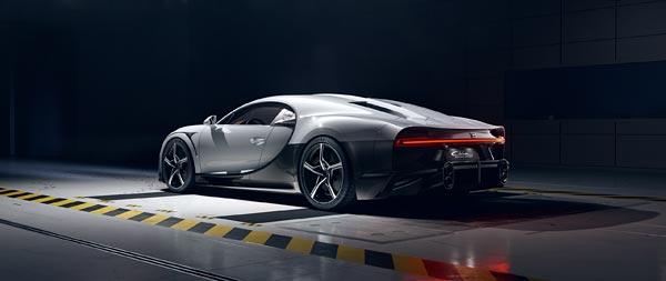 2022 Bugatti Chiron Super Sport wide wallpaper thumbnail.